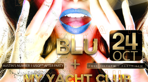 Tickets to Blu + My Yacht Club with the Full Tilt Fashion Show