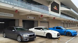 Longhorn Racing Academy offers Chauffeured Supercars over MotoGP Weekend